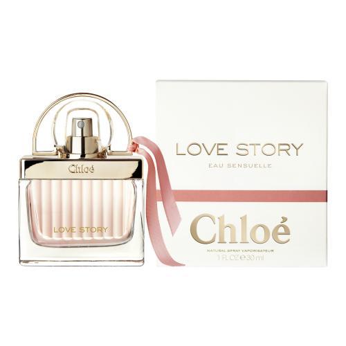 Chloé Love Story Eau Sensuelle 30 ml parfumovaná voda pre ženy