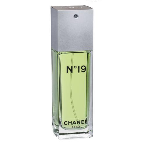 Chanel No. 19 100 ml toaletná voda poškodená krabička pre ženy