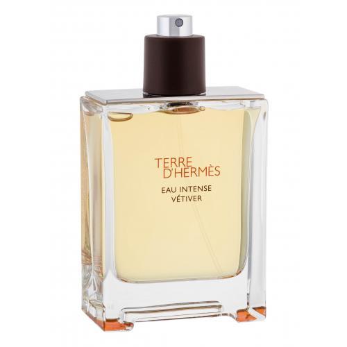 Hermes Terre d´Hermès Eau Intense Vétiver 100 ml parfumovaná voda tester pre mužov