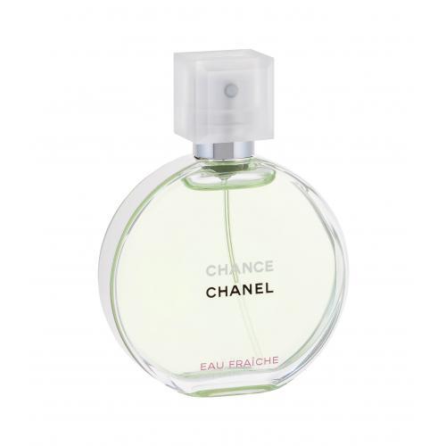 Chanel Chance Eau Fraîche 35 ml toaletná voda poškodená krabička pre ženy