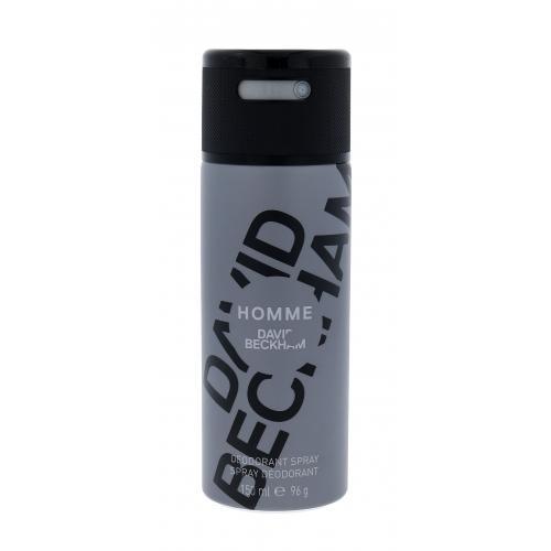 David Beckham Homme 150 ml dezodorant deospray pre mužov
