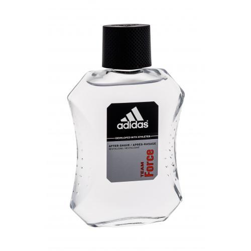 Adidas Team Force 100 ml voda po holení poškodená krabička pre mužov