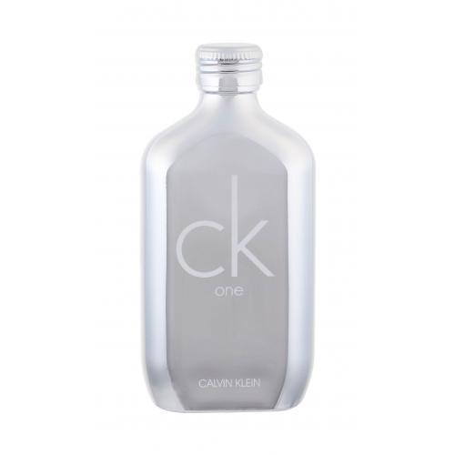 Calvin Klein CK One Platinum Edition 100 ml toaletná voda unisex