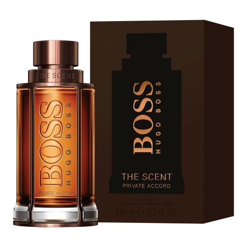 HUGO BOSS Boss The Scent Private Accord 100 ml toaletná voda pre mužov