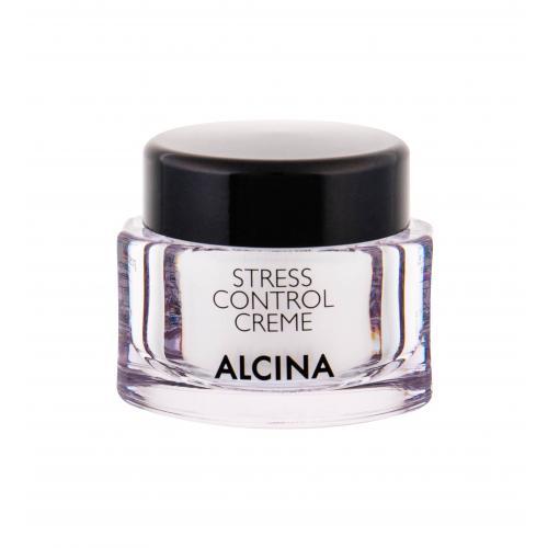 ALCINA N°1 Stress Control Creme SPF15 50 ml denný krém proti starnutiu pleti pre ženy