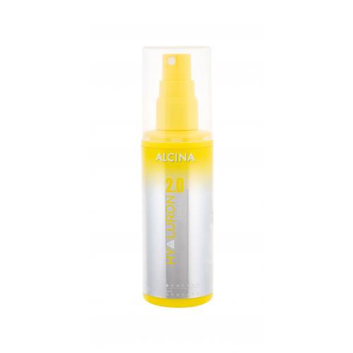 ALCINA Hyaluron 2.0 100 ml hydratačný a ochranný sprej na vlasy pre ženy
