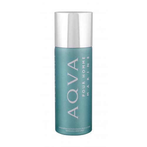 Bvlgari Aqva Pour Homme Marine 150 ml dezodorant deospray pre mužov