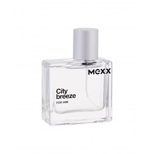 Mexx City Breeze For Him 30 ml toaletná voda pre mužov
