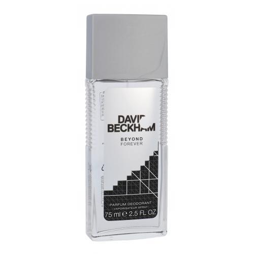 David Beckham Beyond Forever 75 ml dezodorant poškodený flakón deospray pre mužov