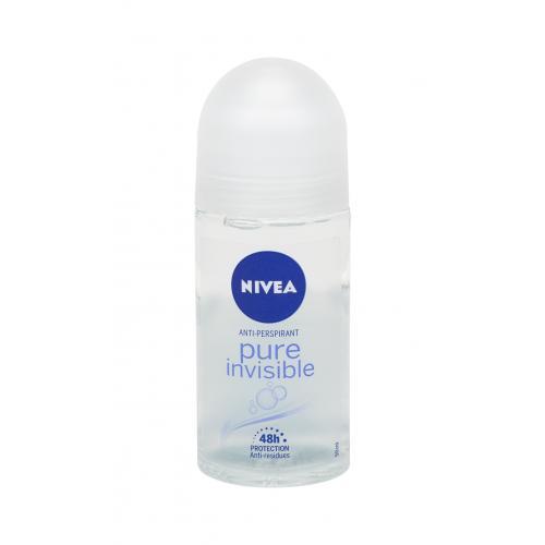 Nivea Pure Invisible 48h 50 ml antiperspirant roll-on pre ženy