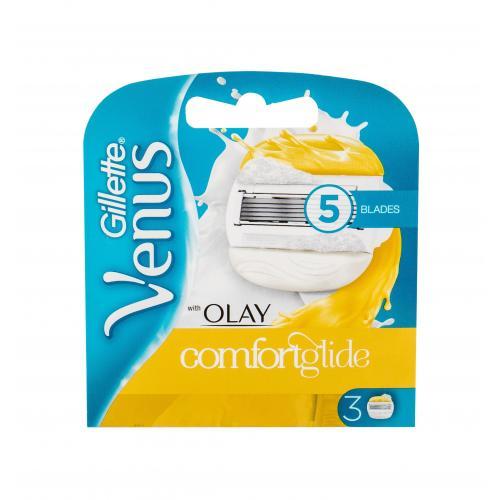 Gillette Venus & Olay 3 ks náhradné ostrie pre ženy