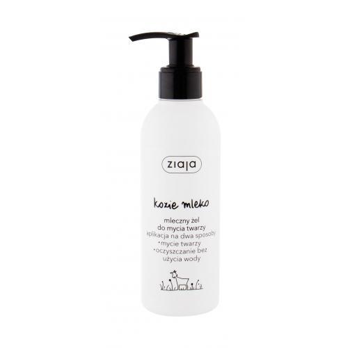 Ziaja Goat´s Milk 200 ml pleťový čistiaci gél pre ženy