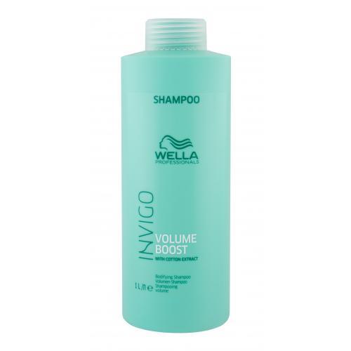 Wella Professionals Invigo Volume Boost 1000 ml šampón pre objem pre ženy