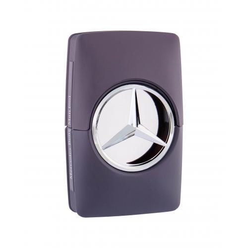 Mercedes-Benz Mercedes-Benz Man Grey 100 ml toaletná voda pre mužov