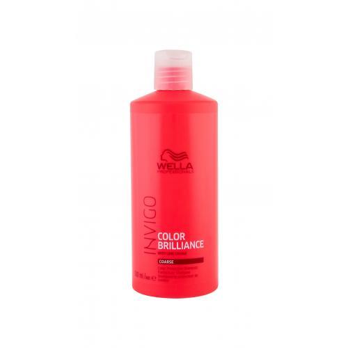 Wella Professionals Invigo Color Brilliance 500 ml šampón pre hrubé farbené vlasy pre ženy