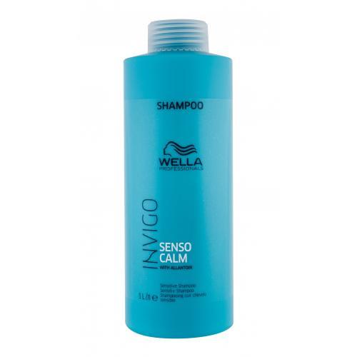 Wella Professionals Invigo Senso Calm 1000 ml šampón pre citlivú pokožku hlavy pre ženy
