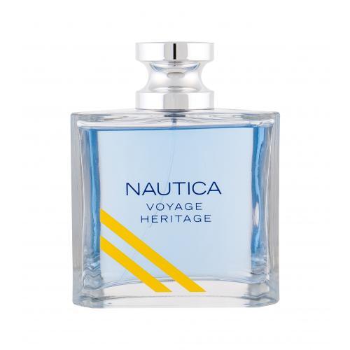 Nautica Voyage Heritage 100 ml toaletná voda poškodená krabička pre mužov