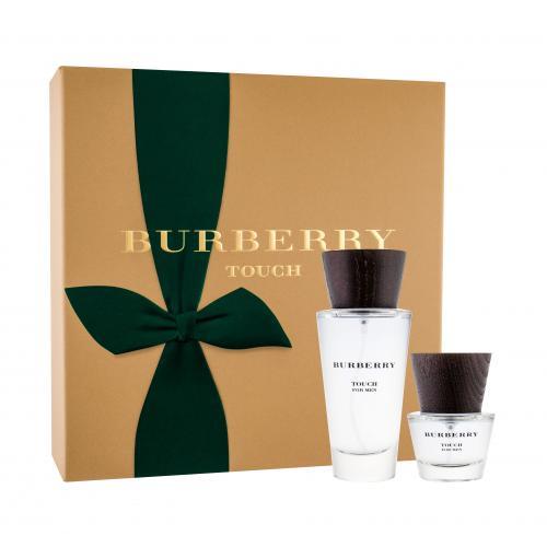 Burberry Touch For Men pre mužov toaletná voda 100 ml + toaletná voda 30 ml