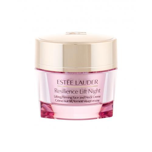 Estée Lauder Resilience Lift Night Firming 50 ml nočný liftingový krém na tvár a krk pre ženy
