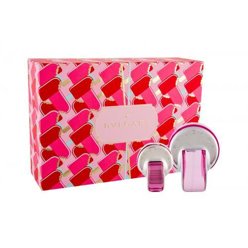 Bvlgari Omnia Pink Sapphire pre ženy toaletná voda 65 ml + toaletná voda 15 ml