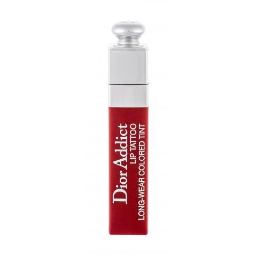Christian Dior Dior Addict Lip Tattoo 6 ml dlhotrvajúci tekutý rúž pre ženy 661 Natural Red