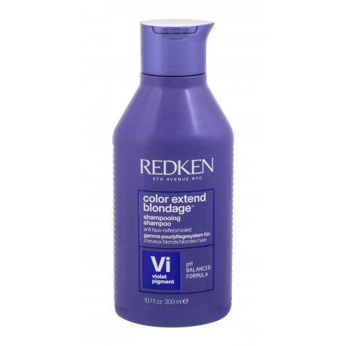Redken Color Extend Blondage 300 ml šampón pre blond vlasy pre ženy