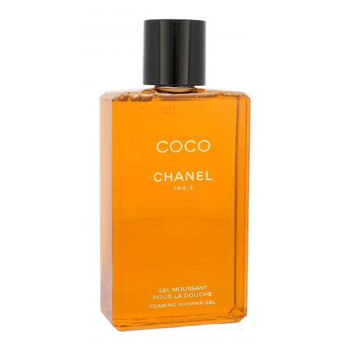 Chanel Coco 200 ml sprchovací gél pre ženy