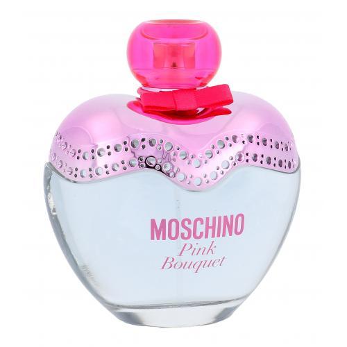 Moschino Pink Bouquet 100 ml toaletná voda pre ženy