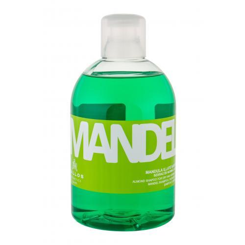 Kallos Cosmetics Almond 1000 ml šampón pre suché a normálne vlasy pre ženy