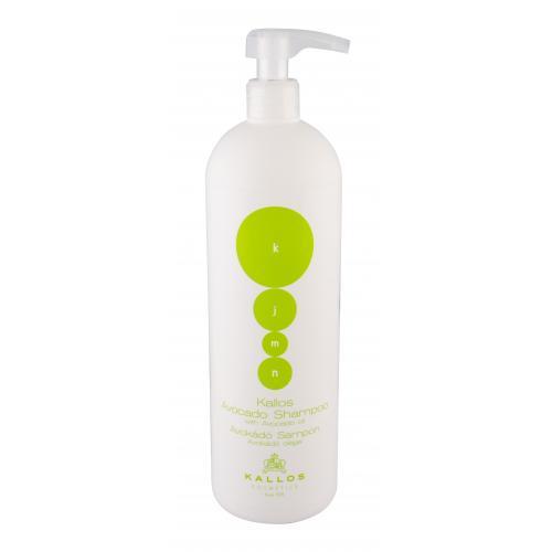 Kallos Cosmetics Avocado 1000 ml vyživujúci šampón na vlasy pre ženy