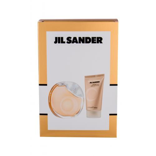 Jil Sander Sensations pre ženy Edt 40ml + 50ml tělový krém