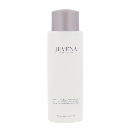 Juvena Pure Cleansing 200 ml upokojujúce čistiace pleťové mlieko poškodená krabička pre ženy