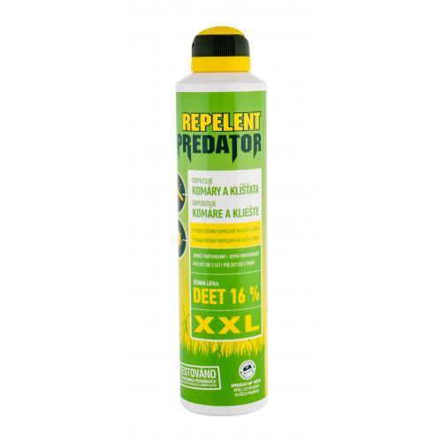 PREDATOR Repelent XXL Spray 300 ml suchý repelent pre deti od 2 rokov unisex