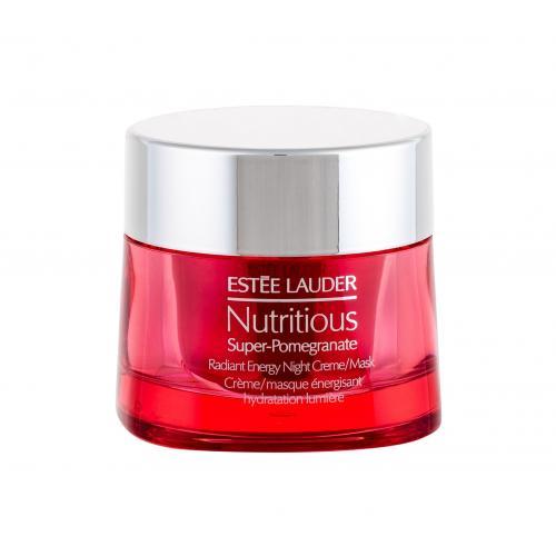 Estée Lauder Nutritious Radiant Energy 50 ml hydratačný nočný pleťový krém pre ženy
