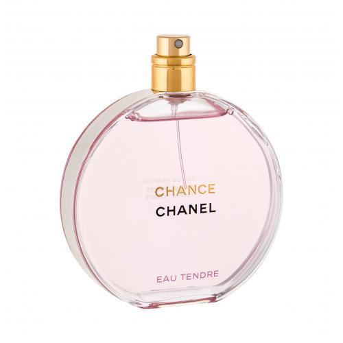 Chanel Chance Eau Tendre 100 ml parfumovaná voda tester pre ženy