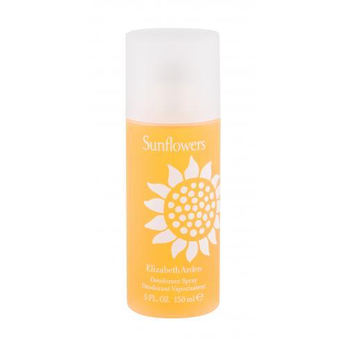 Elizabeth Arden Sunflowers 150 ml dezodorant deospray pre ženy