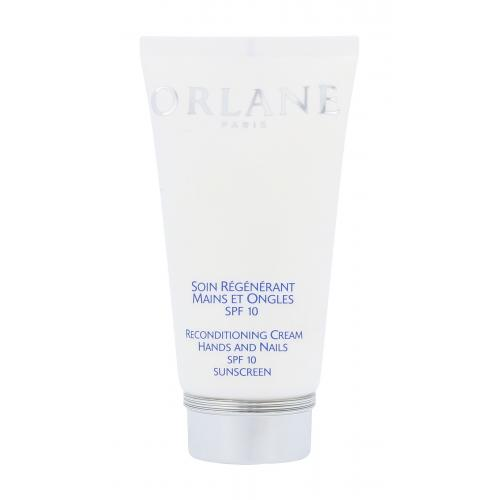 Orlane Body SPF10 75 ml regeneračný krém na ruky a nechty pre ženy