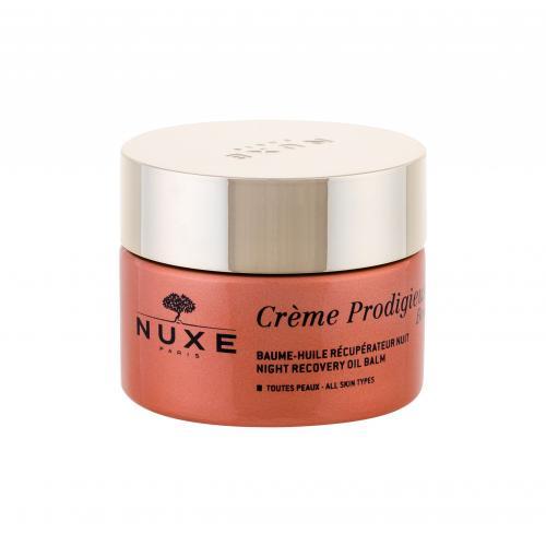 NUXE Crème Prodigieuse Boost Night Recovery Oil Balm 50 ml nočný regeneračný balzam pre ženy
