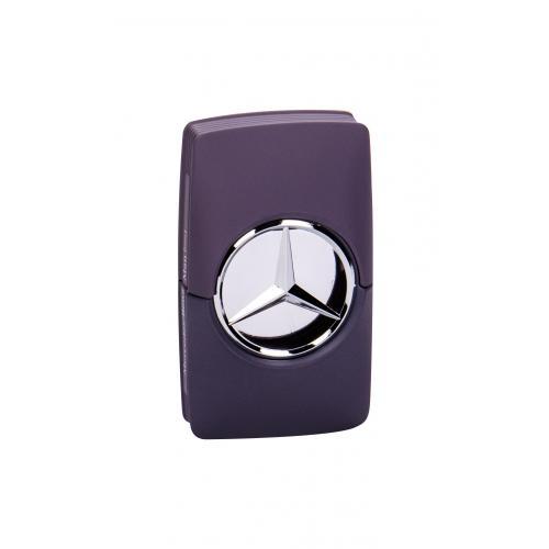 Mercedes-Benz Mercedes-Benz Man Grey 50 ml toaletná voda pre mužov