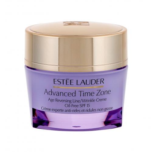 Estée Lauder Advanced Time Zone SPF15 50 ml omladzujúci denný krém bez pridaných olejov tester pre ženy