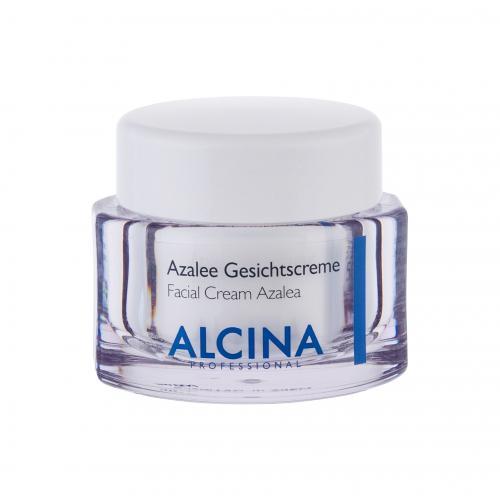 ALCINA Azalea 50 ml krém pre posílenie kožnej bariéry pre suchú pleť pre ženy