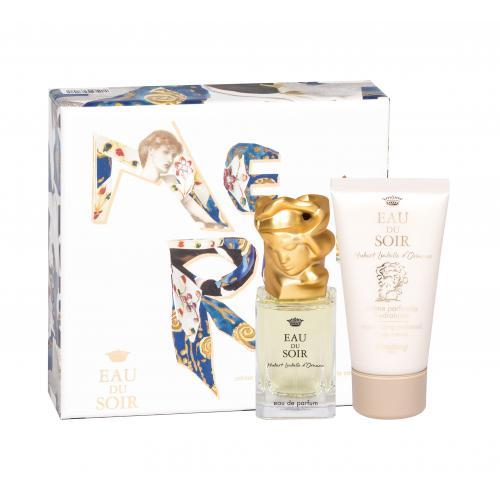Sisley Eau du Soir darčeková kazeta pre ženy parfumovaná voda 30 ml + telový krém 50 ml