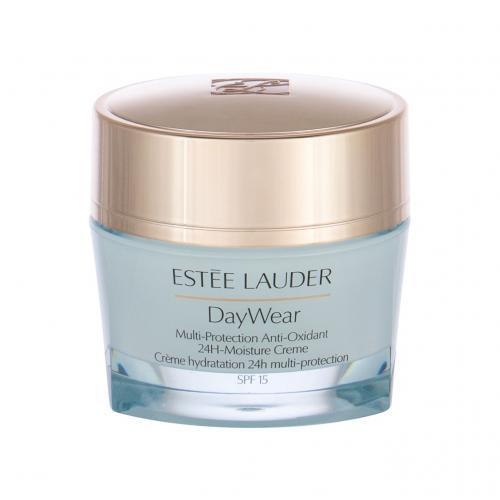 Estée Lauder DayWear SPF15 50 ml ochranný hydratačný krém pre normálnu a zmiešanú pleť tester pre ženy