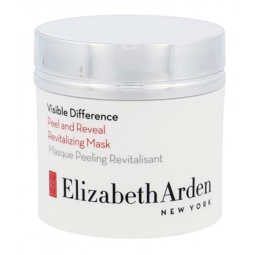 Elizabeth Arden Visible Difference Peel And Reveal 50 ml exfoliačný a revitalizujúci pleťová maska pre ženy