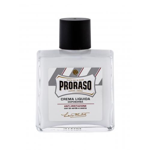 PRORASO White After Shave Balm 100 ml upokojujúci balzam po holení pre mužov
