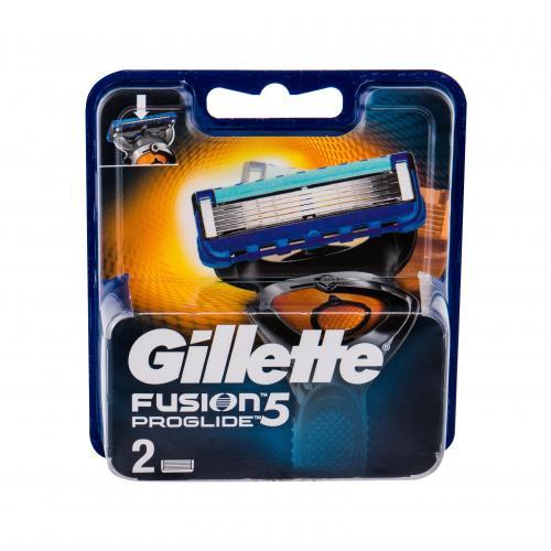 Gillette Fusion Proglide 2 ks náhradné ostrie pre mužov