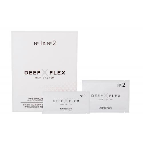 Stapiz Deep_Plex No. 1 & No. 2 sada stimulátora a zosilňovača pre ženy Bond Stimulator No. 1 6 ml + Bond Enhancer No. 2 25 ml