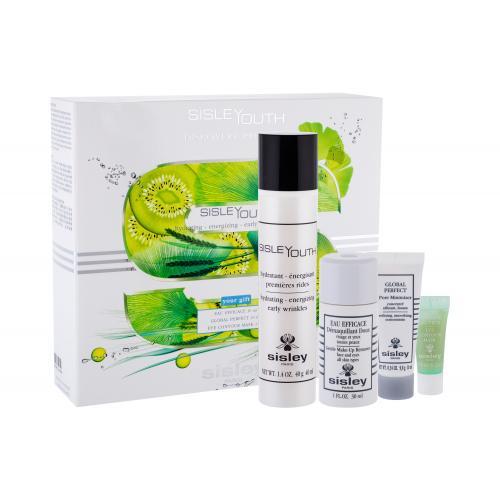 Sisley SisleYouth Discovery Program pre ženy 40ml SisleyYouth + 30ml Eau Efficace + 10ml Global Perfect + 2ml Eye Contour Mask