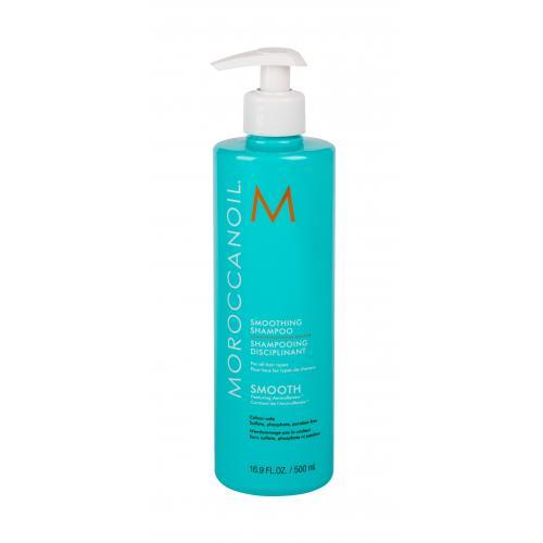 Moroccanoil Smooth 500 ml šampón pre uhladenie vlasov pre ženy