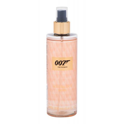 James Bond 007 James Bond 007 For Women Mysterious Rose 250 ml telový sprej pre ženy